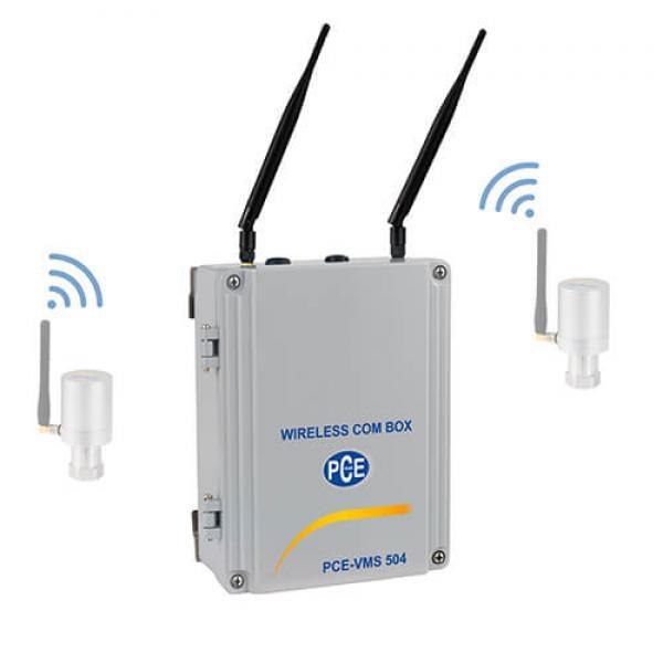 PCE-VMS 504 беспроводная система вибраций