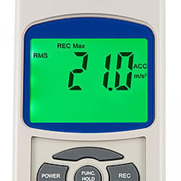 PCE-VT 2800 виброметр с функцией регистрации