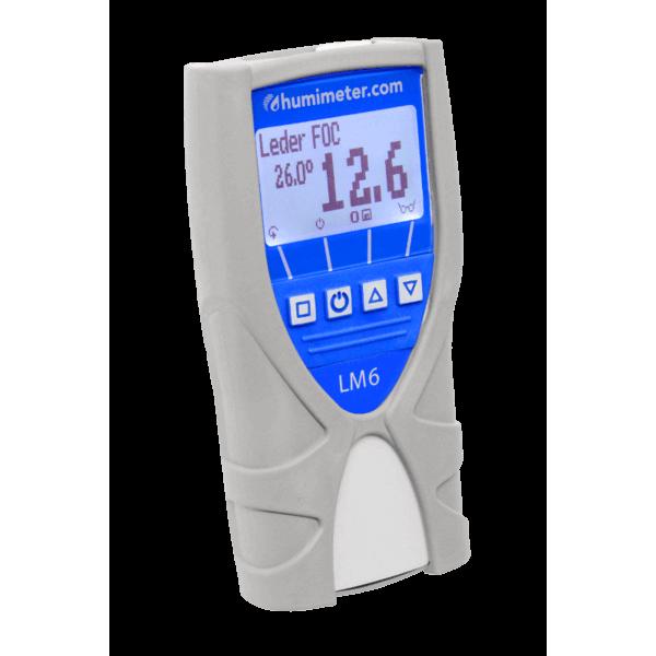 humimeter LM6 влагомер кожи