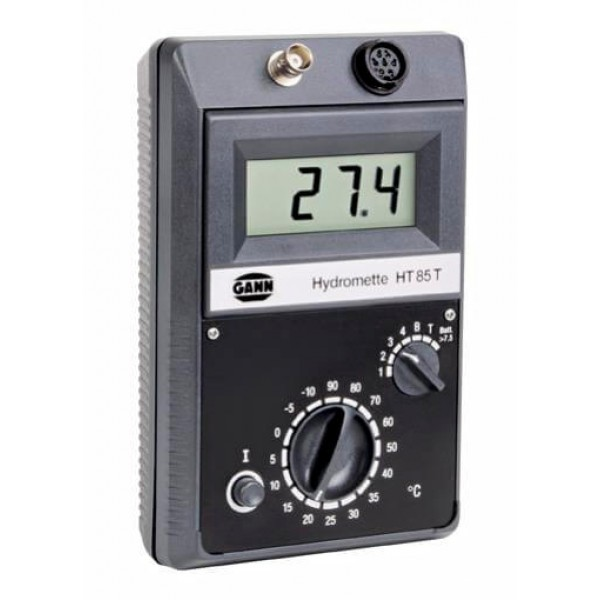 GANN HT85T мультифункциональный влагомер с температурной компенсацией