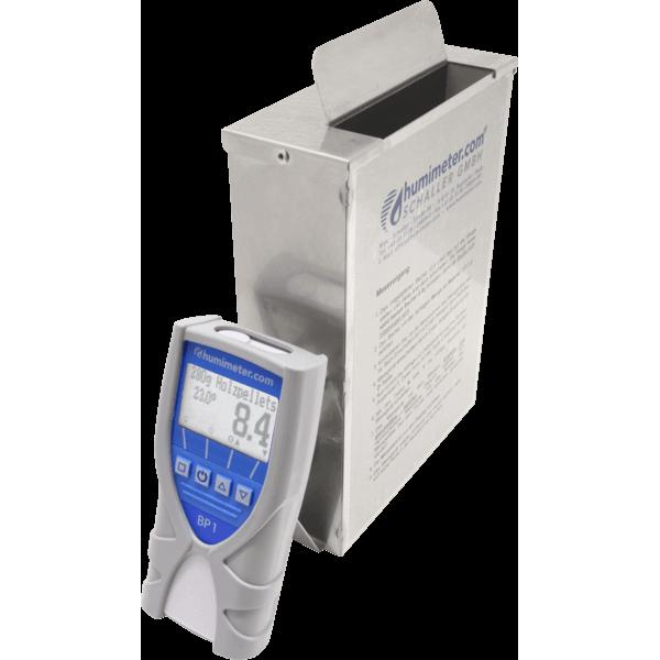 humimeter BP1 высокоточный влагомер пеллет