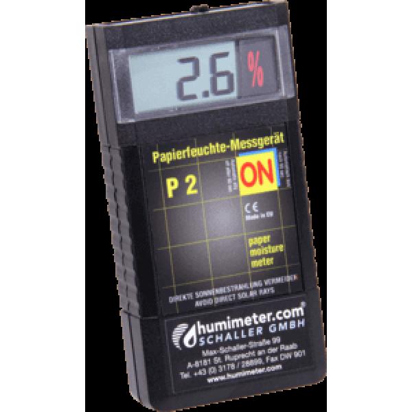 humimeter P2 влагомер упаковочной и крафтовой бумаги, картона