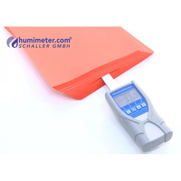 humimeter RH 6 профессиональный влагомер бумаги и картона