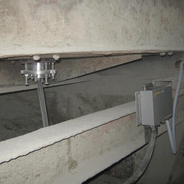 PCE-MWM 210 микроволновой влагомер бетона/цемента, кокса, руды