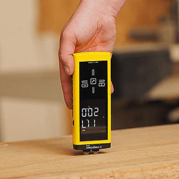 Trotec T510 профессиональный влагомер древесины с температурной компенсацией