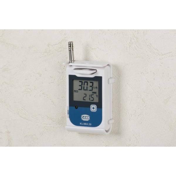 GANN Klima 20 точный регистратор температуры и влажности