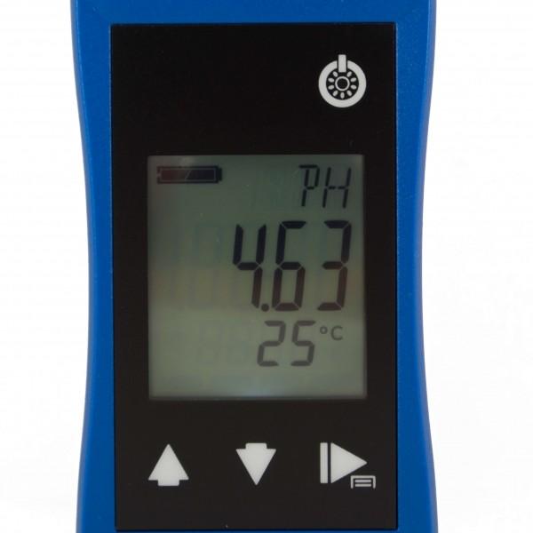 Greisinger G 1500 pH-метр с возможностью замены электродов
