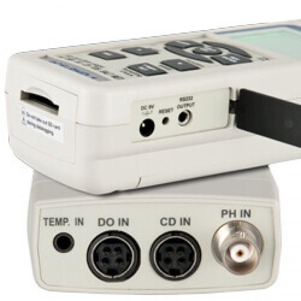 PCE-PHD1 pH-метр, кондуктометр, газоанализатор, TDS метр