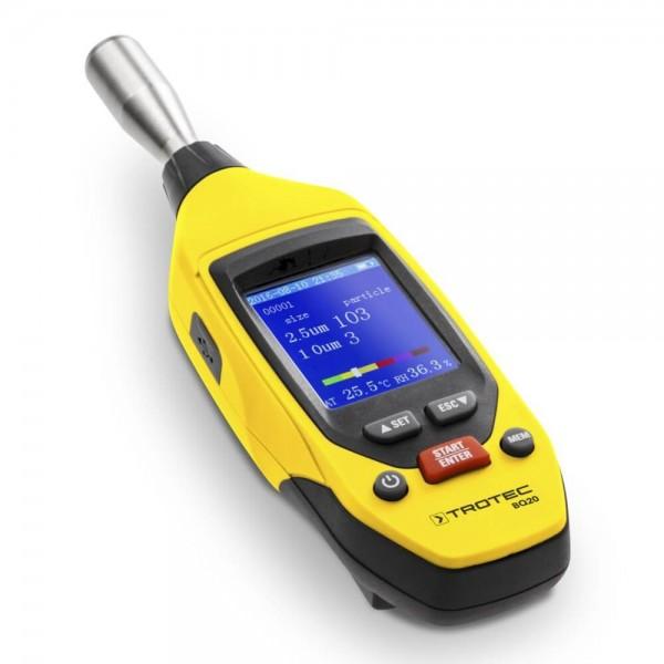 Trotec BQ20 мобильный счетчик частиц/термогигрометр