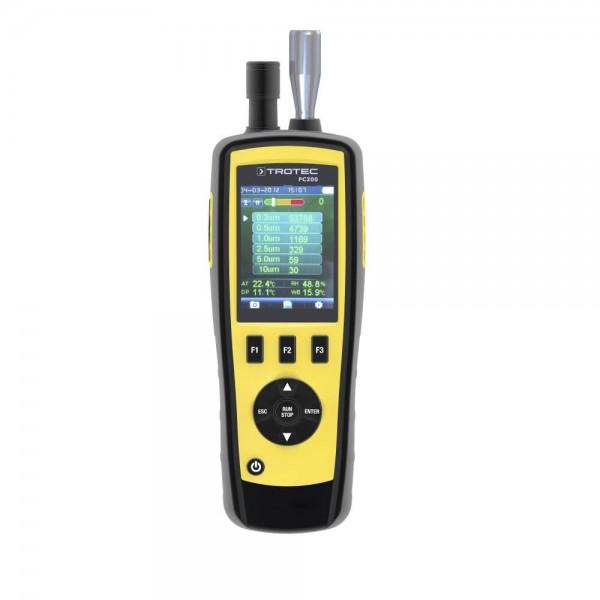 Trotec PC200 мобильный счетчик частиц/термогигрометр