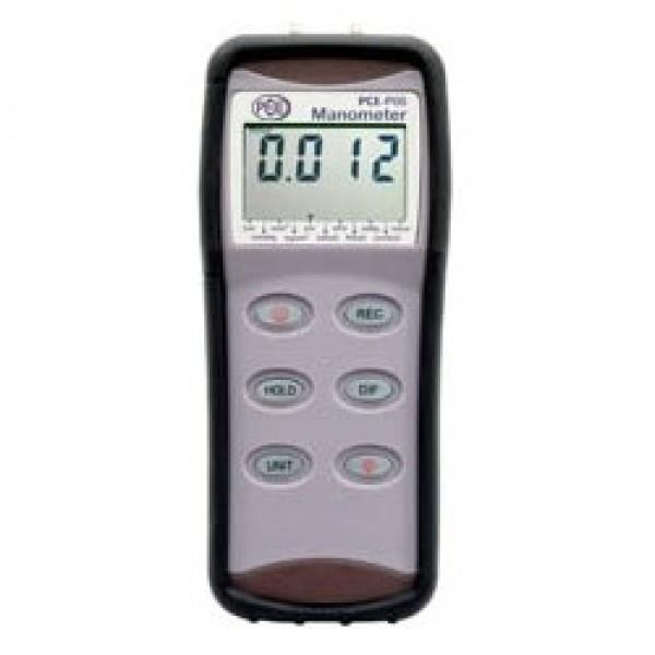 PCE-P50 профессиональный дифманометр -6900...6900 mbar
