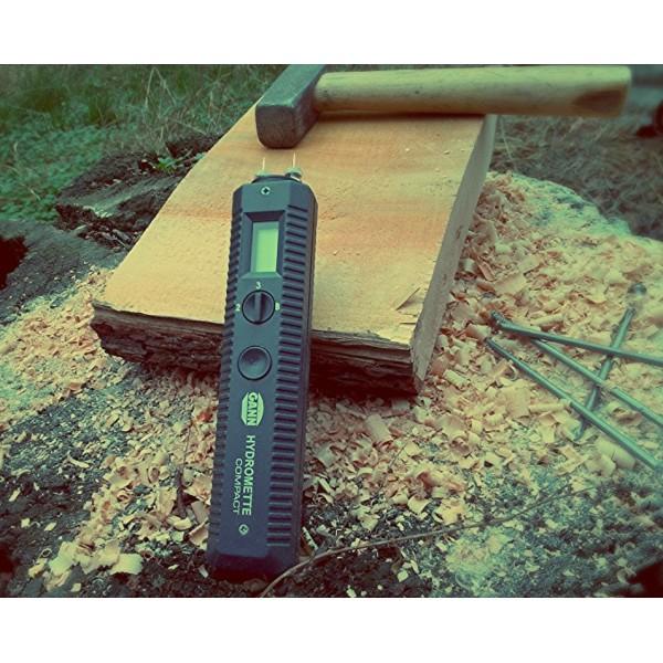 GANN Compact влагомер древесины с выбором пород