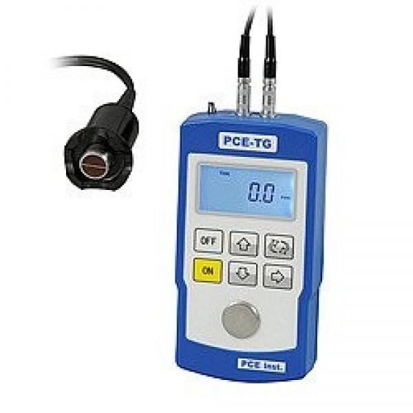 PCE-TG 100 высокоточный толщиномер цельных материалов