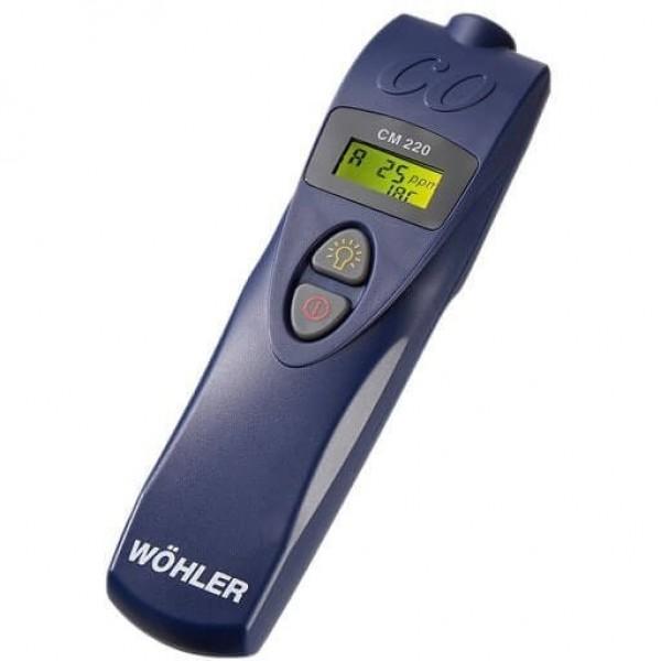 Wöhler CM 220 газоанализатор СО