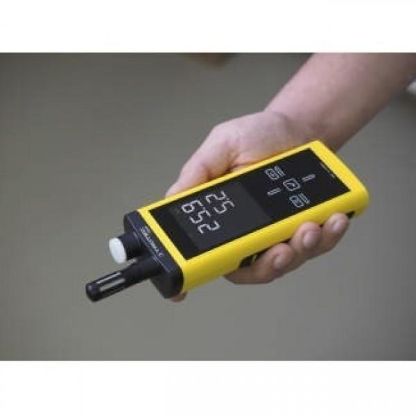 Trotec T260 профессиональный термогигрометр со встроенным пирометром