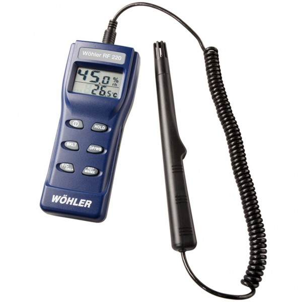 Wöhler RF 220 Hygrotemp термогигрометр