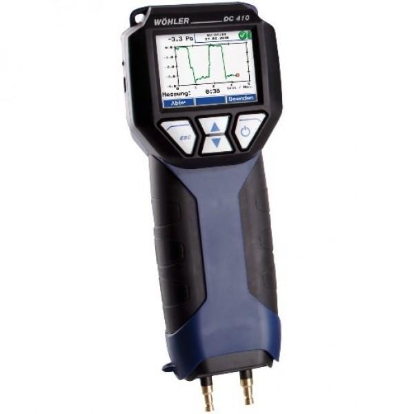 Wöhler DС 410 профессиональный дифманометр