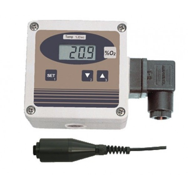 Greisinger OXY 3690 MP газоанализатор уровня кислорода