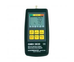 Greisinger GMH 3831 профессиональный влагомер древесины, фанеры, бумаги, и пр.