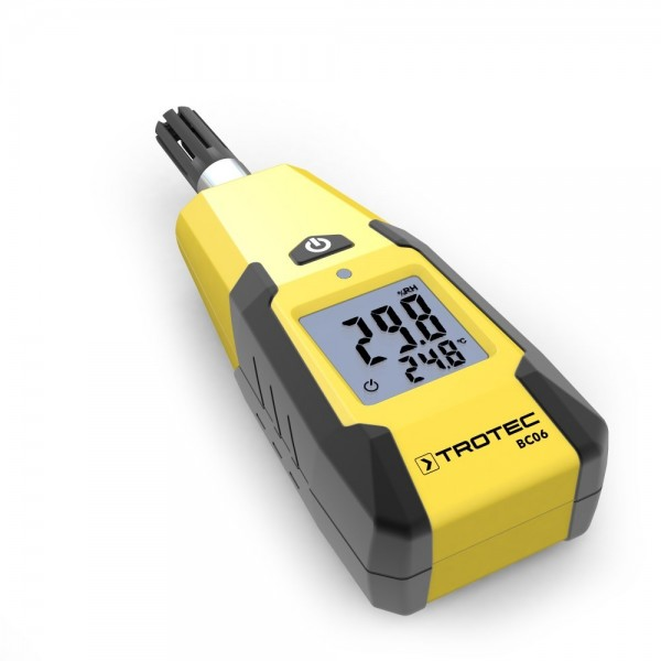 Trotec BC06 портативный термогигрометр