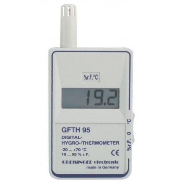 Greisinger GFTH 95 профессиональный термогигрометр